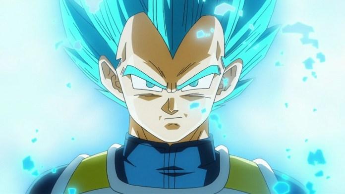Torneio do Poder Dragon Ball Super Vegeta