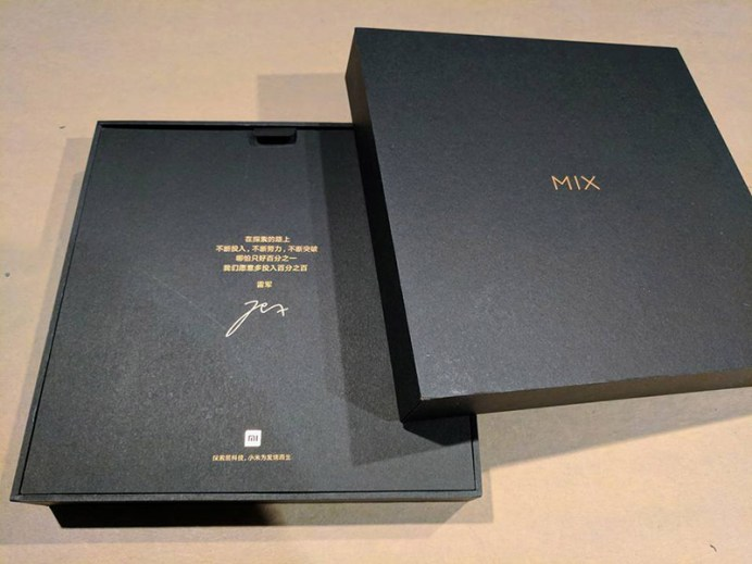 Xiaomi Mi Mix 2 Hugo Barra 4gnews 4