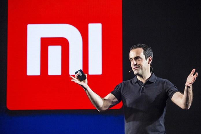 Xiaomi Mi Mix 2 Hugo Barra versão estável