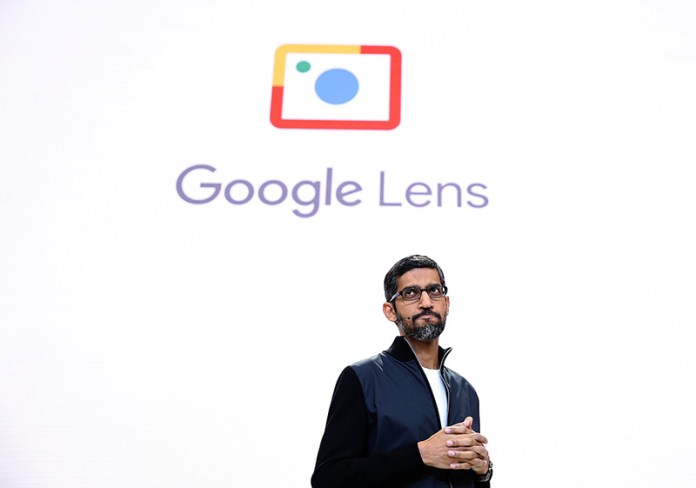 Google Lens Android iOS
