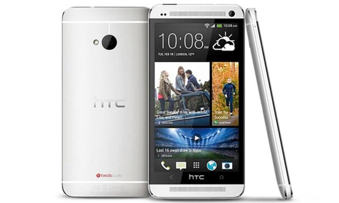 HTC One M7 Google