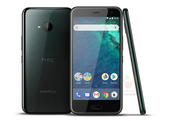 HTC U Life Android One HTC U11 Life