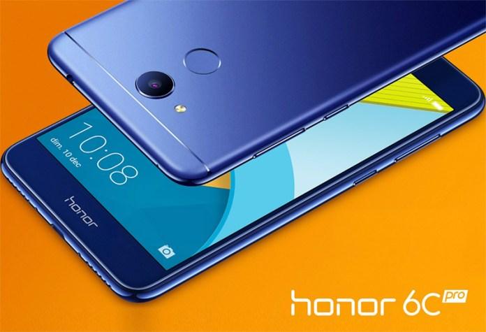 Honor 6C Pro mercado