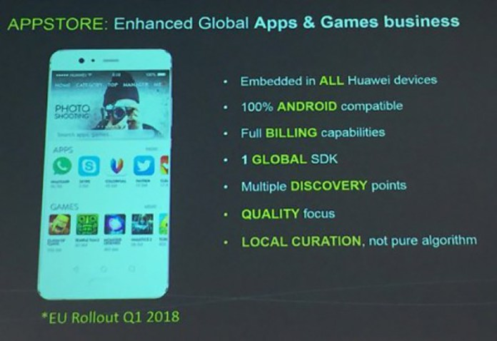 AppStore Huawei App Store Android