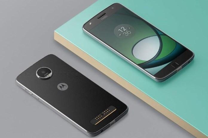 Motorola Moto Z Play Android Brasil