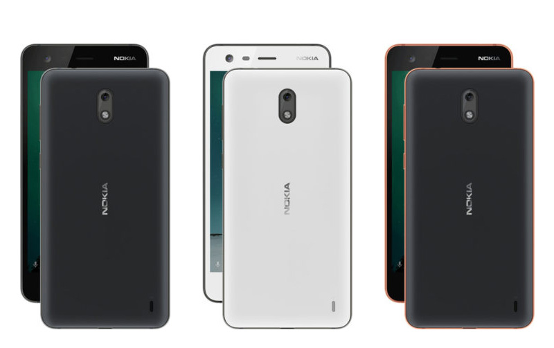 Nokia 2 é anunciado com especificações de entrada e 4100mAh de bateria