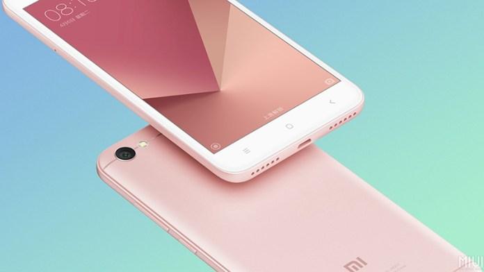 Xiaomi Redmi 5A Android