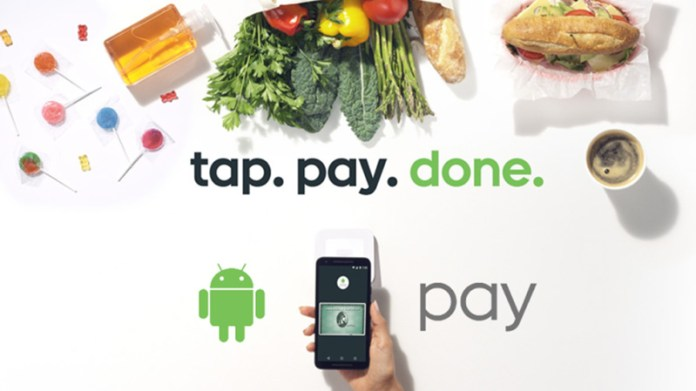 Android Pay Brasil Google