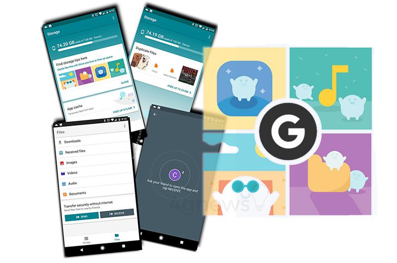 Google Files Go ajuda a liberar espaço no seu Android