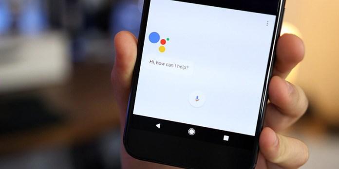 Google Assistant Google Pixel 2 XL
