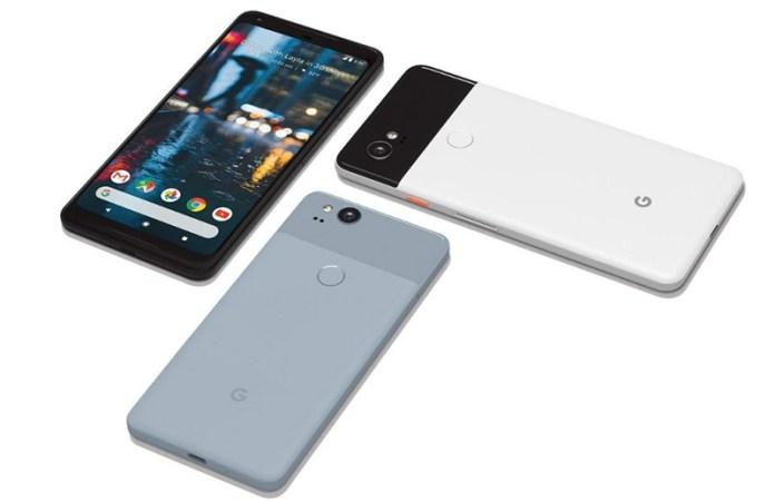 Google Pixel 2 XL update Samsung Galaxy S9 Android