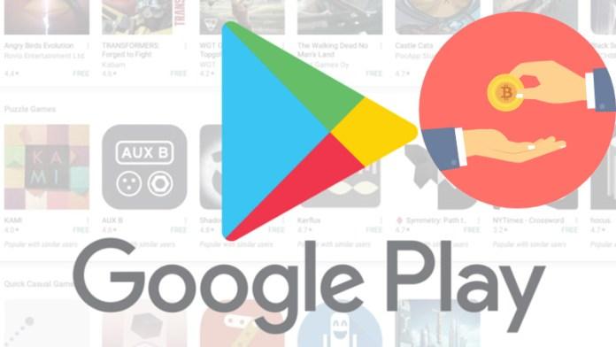 BitCoin Google Play Store