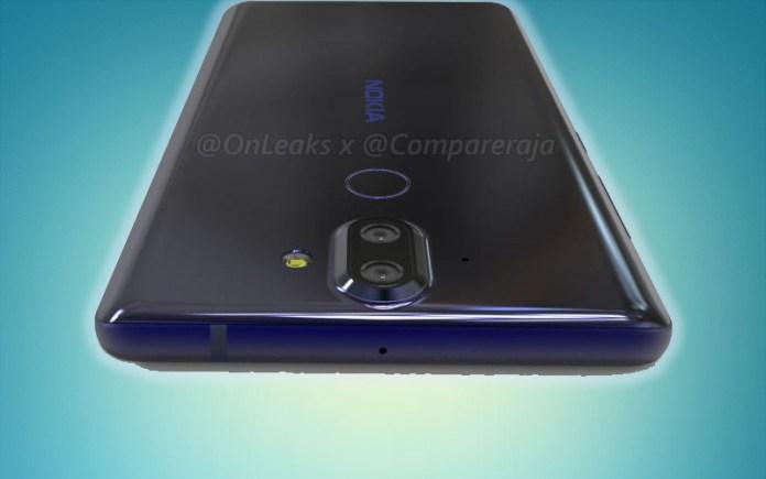 Nokia 9 smartphone Android NokiaTA-1054