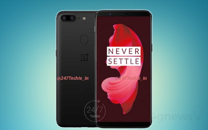 OnePlus 5T 4gnews smartphone Android