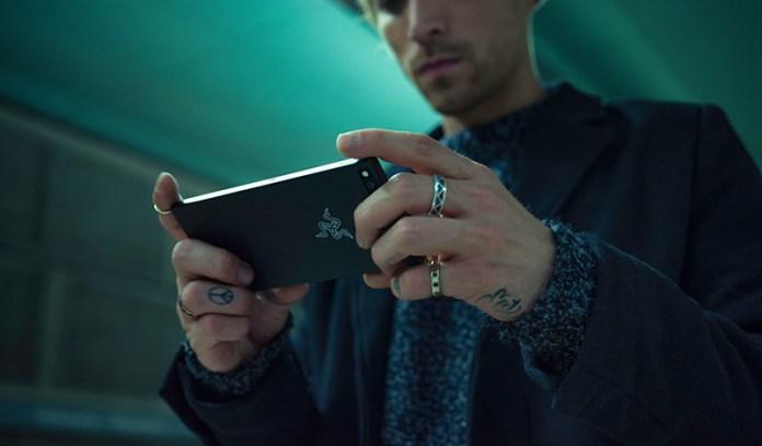 Razer Phone Quick Charge 4.0 Qualcomm