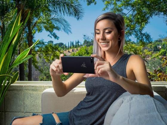 Android Oreo 8.1 Razer Phone Razer Phone Smartphone Besta 1