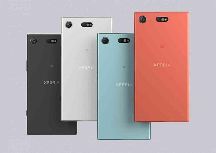 Sony Xperia XZ2 Compact Android Oreo Sony H8541 Xperia Flagship