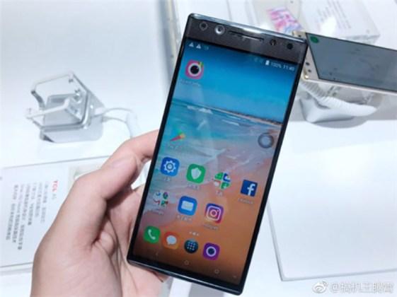 TCL A5 Alcatel 5 smartphone