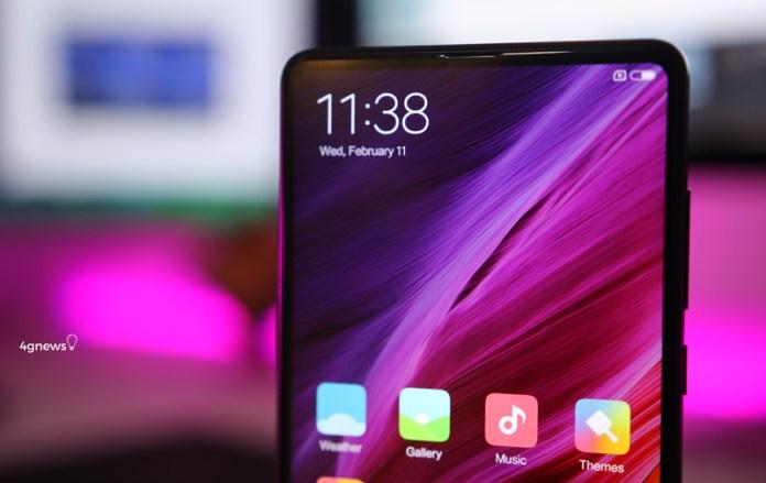 Este é o Xiaomi Mi Mix 2