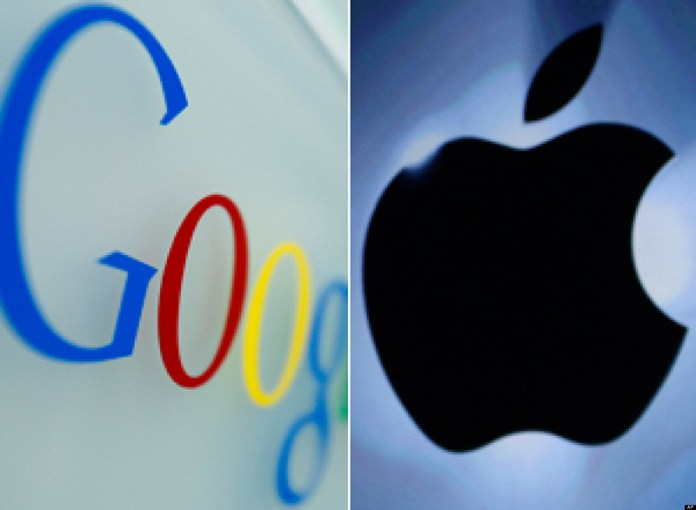 Apple Google engenheiro processadores