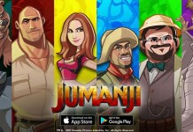 Jumanji The Mobile Game Android iOS