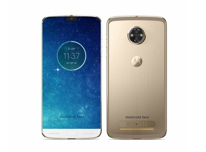 Motorola Moto Z3 Ultra 2018 imagens