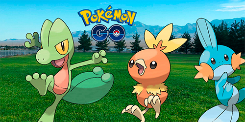 Nova atualização de Pokémon GO traz mais Pokémon da terceira geração