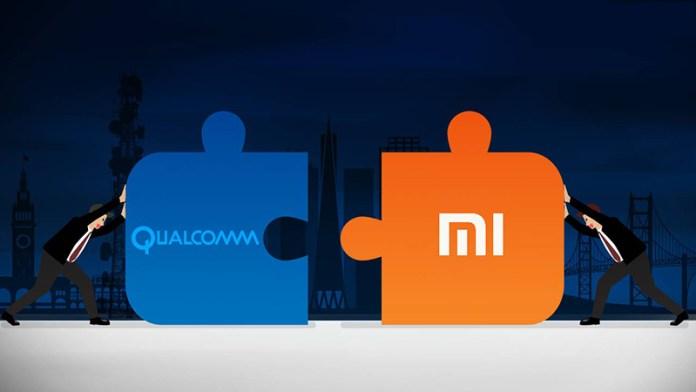 Qualcomm Snapdragon 845 Xiaomi Mi 7