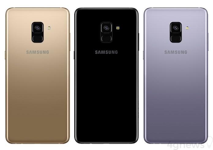 Samsung Galaxy A8 2018 Samsung Galaxy A8+ 2018