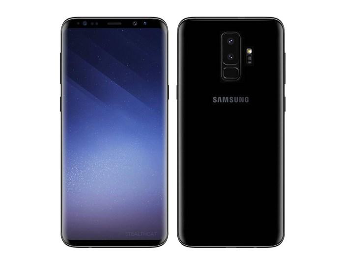Samsung Galaxy S9 armazenamento interno - cópia