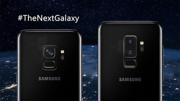 Samsung Galaxy S9 Samsung Galaxy S9+