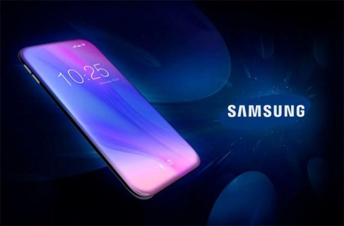 Samsung Smartphone display 4 prepara