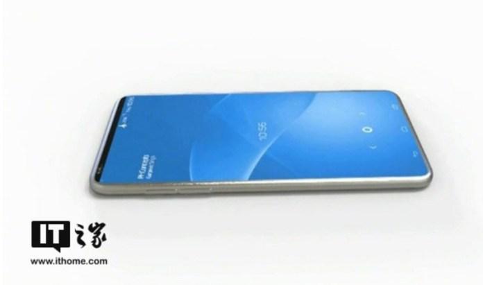 Sony Xperia sem margens - Será este o primeiro olhar ao smartphone?