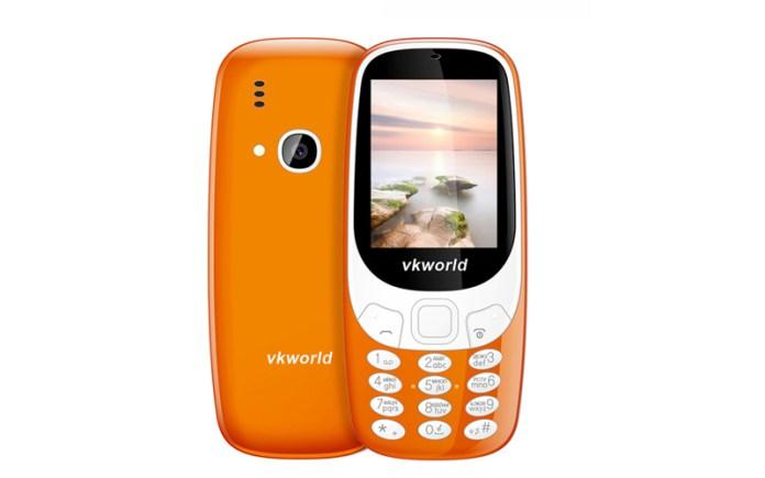 Vkworld Z3310 - O clone do Nokia 3310 que custa menos de 15€
