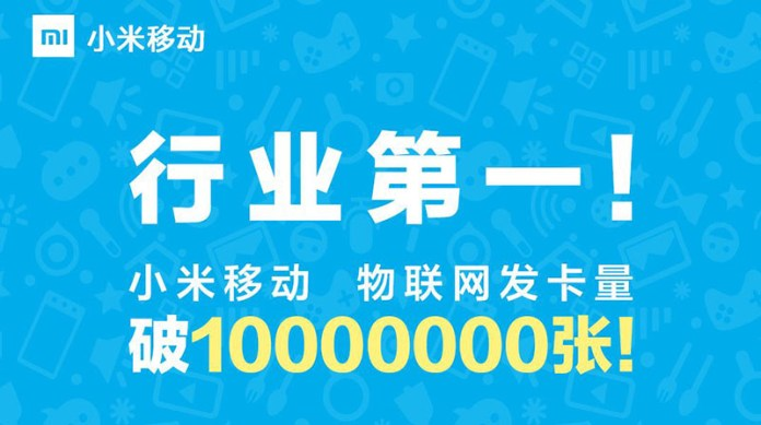Xiaomi 10 milhões IOT dispositivos gadgets Internet of Things