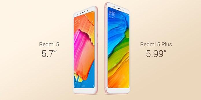 Espanha Xiaomi Redmi Note 5 Plus Europa Android Xiaomi Redmi 5 Xiaomi Redmi 5 Plus