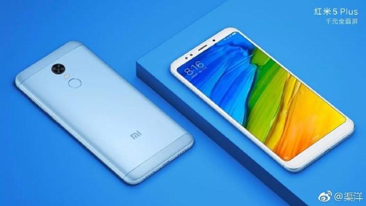 oficial Xiaomi Redmi 5 Plus Espanha TENAA