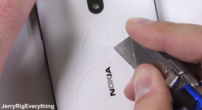 Nokia 2 JerryRigEverything