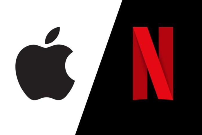 Apple Netflix Disney Fox