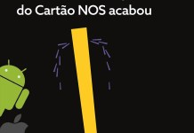 Cartão NOS digital Android iOS