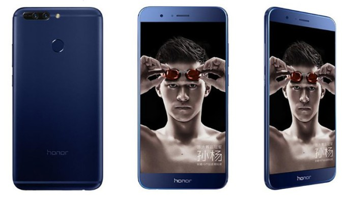 Huawei Honor 8 Pro Android Oreo 8.0