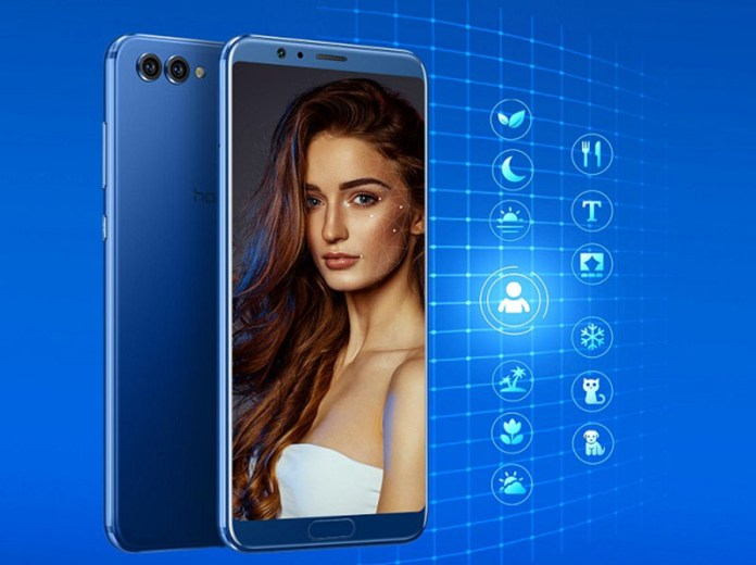 Huawei Honor View 10 OnePlus 5T