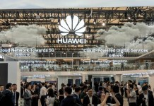 Huawei P20 cloud smartphones