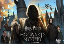 Jam City Harry Potter Hogwarts Mystery Android iOS copiar