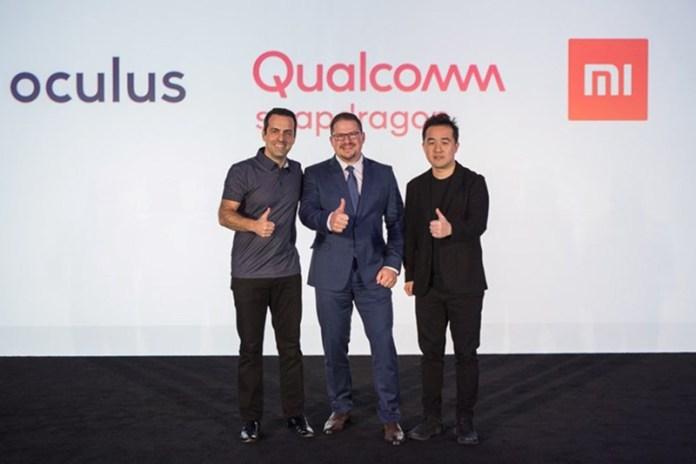 Xiaomi Mi 8 SE Snapdragon 710 Facebook Qualcomm Xiaomi Oculus