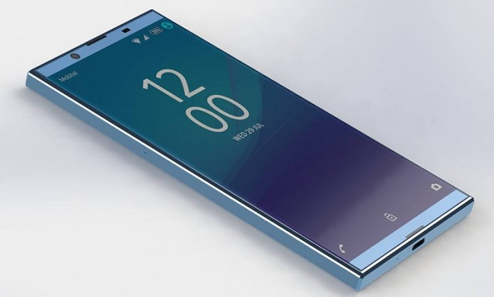 Sony Xperia XZ2 Compact Sony Xperia MWC 2018 smartphone Android