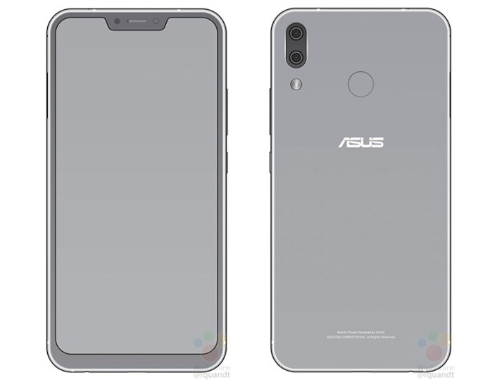 Asus ZenFone 5 Apple iPhone X