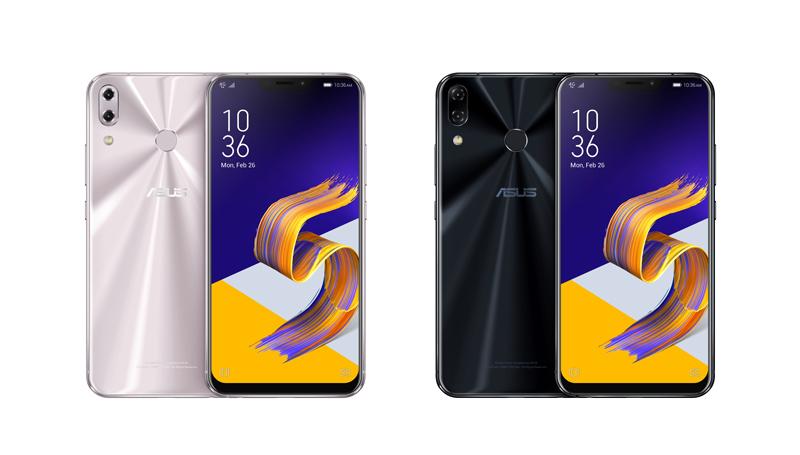 Asus zenfone 5 e 5z anunciados oficialmente com o design do iphone x ccuart Gallery