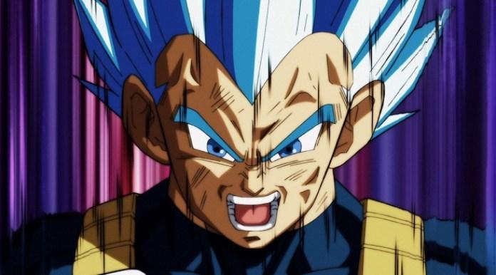 Dragon Ball Super Vegeta Goku