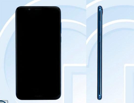 Huawei Enjoy 8 TENAA Android 3